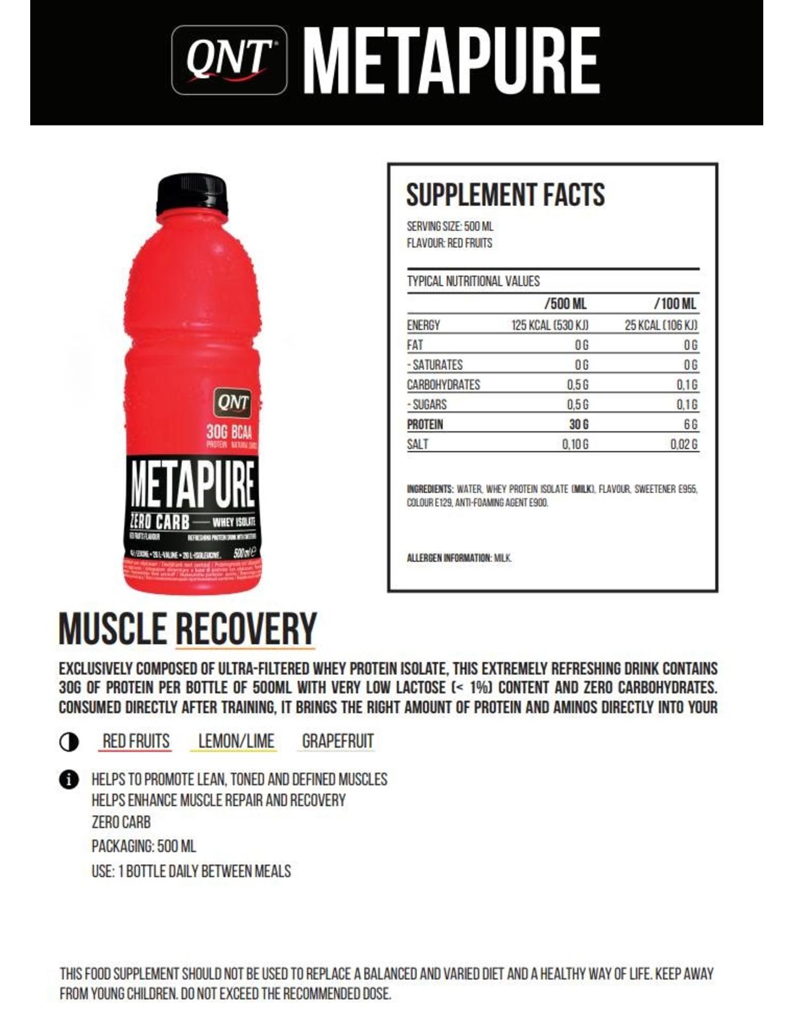 QNT Metapure Drink