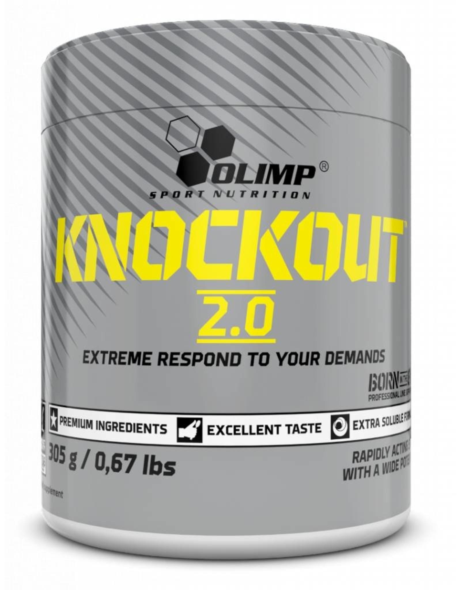 Olimp Nutrition Knockout 2.0