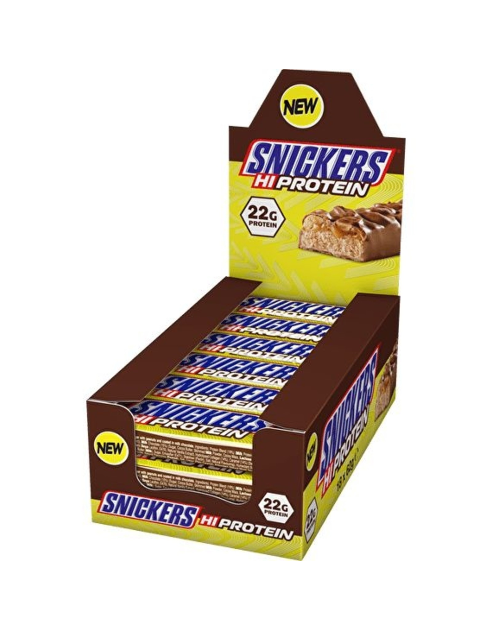 Mars Inc. SNICKERS HI protein