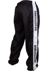 Gorilla Wear Track Pants - Black/White