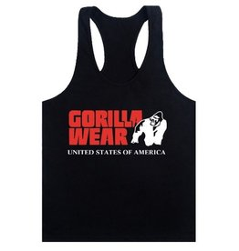 Gorilla Wear Classic Tank Top - Black