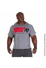 Gorilla Wear Classic Workout Top - Grey