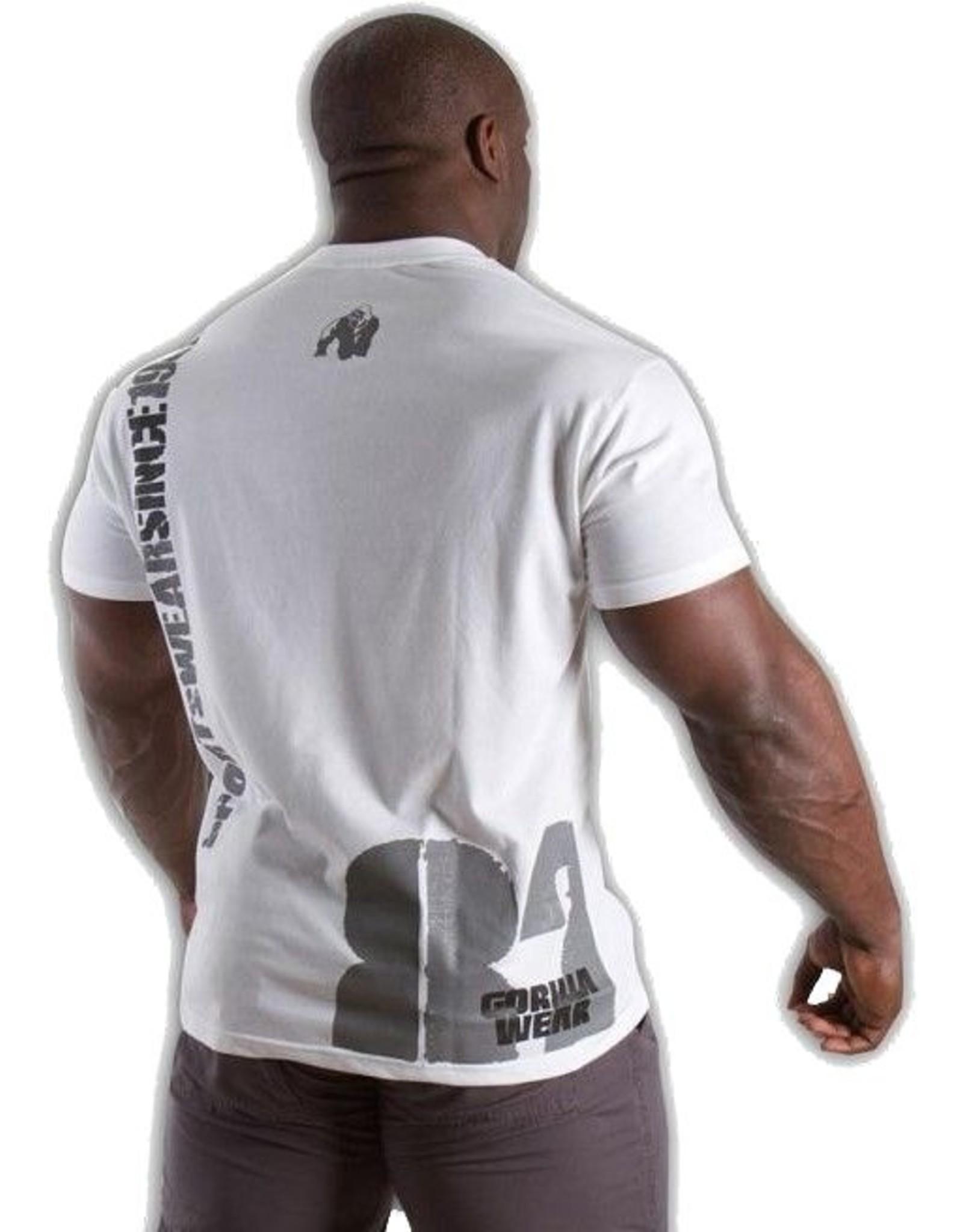 Gorilla Wear 82 Tee - White
