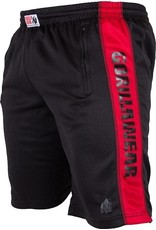 Gorilla Wear Track Shorts - Red