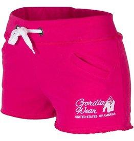 Gorilla Wear New Jersey Shorts - Pink