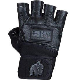 Gorilla Wear Hardcore Gloves + Wrist Wraps