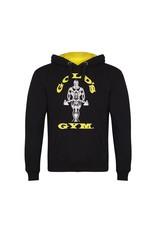 Gold's Gym Pullover Muscle Joe Hoodie - Black