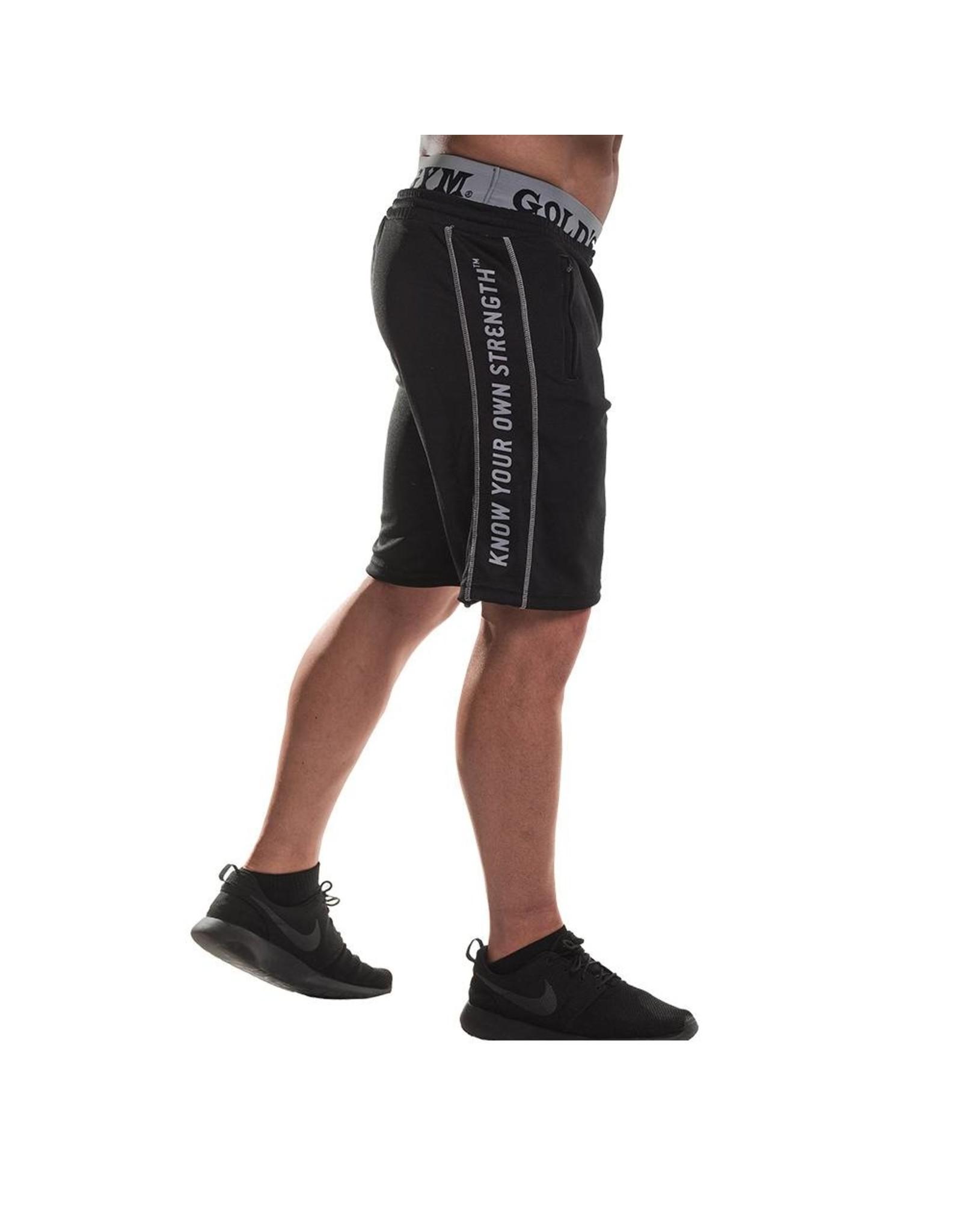 Gold's Gym Vintage Shorts - Black