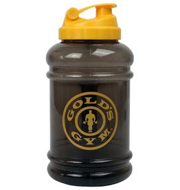 Gold's Gym Plastic Jug - Black/Gold