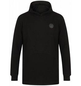 Gold's Gym Long Sleeve Hooded Sweat - Zwart