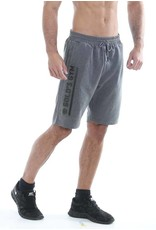 Gold's Gym Embossed Shorts - Grijs