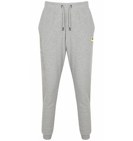 Gold's Gym Jog Pants with Embossed Print - Grijs