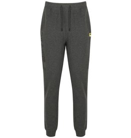 Gold's Gym Jog Pants with Embossed Print - Charcoal