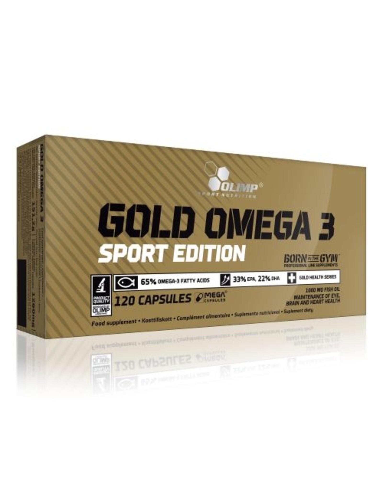 Olimp Nutrition Gold Omega 3