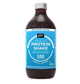 QNT Muscle Protein Shake (12 x 500ml)