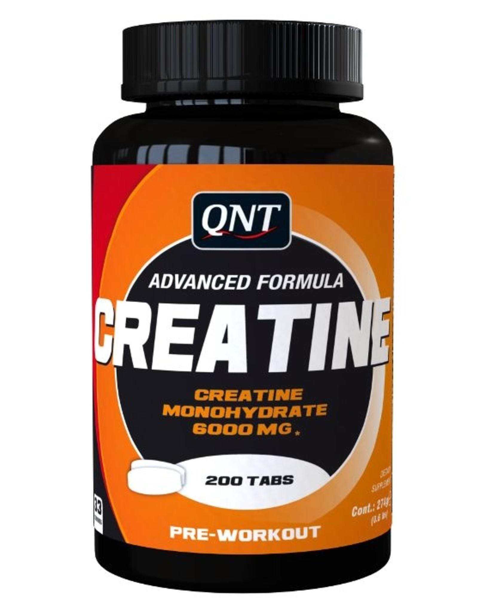QNT Creatine Monohydrate - Caps