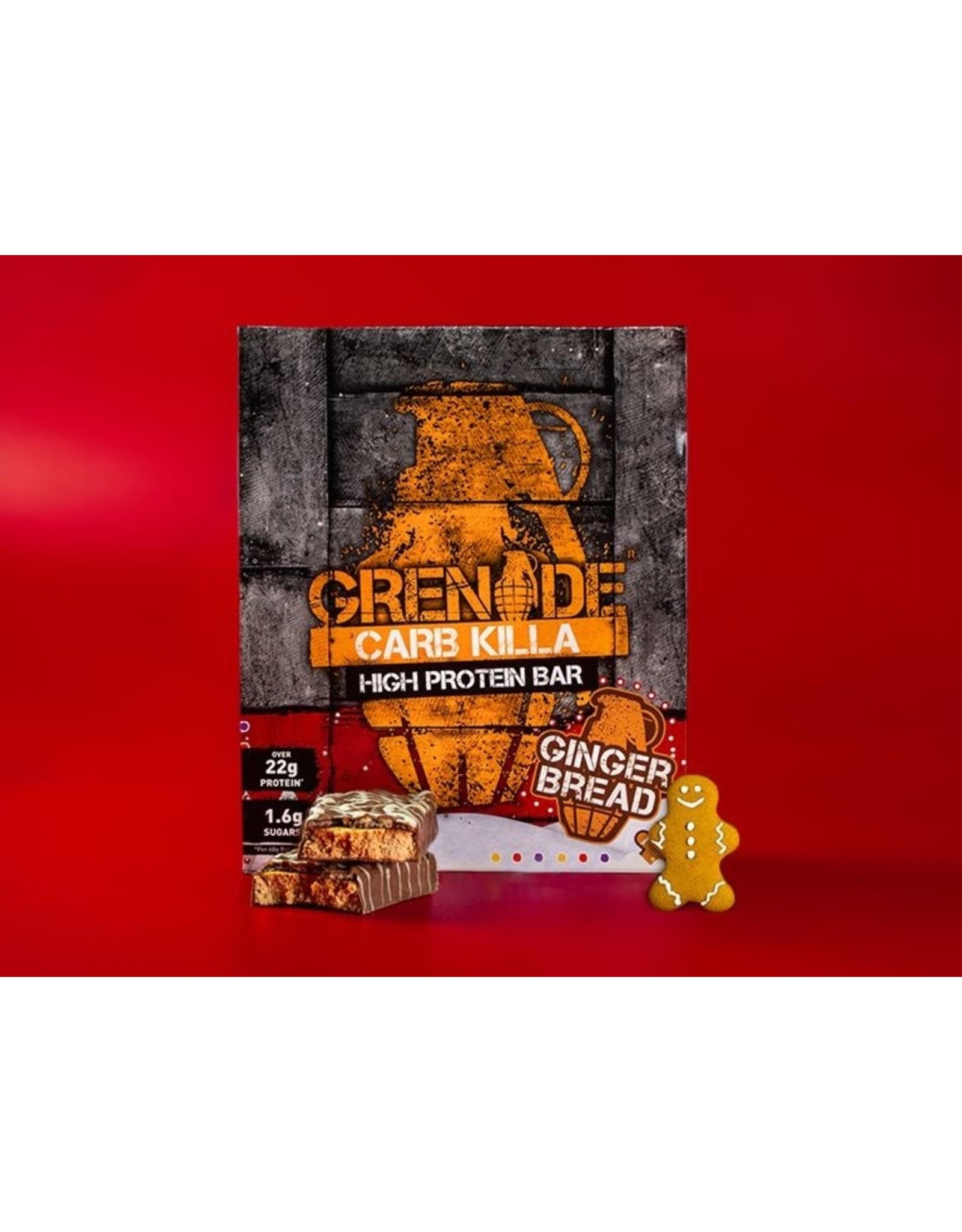 Grenade Carb Killa Protein bar - Limited Edition