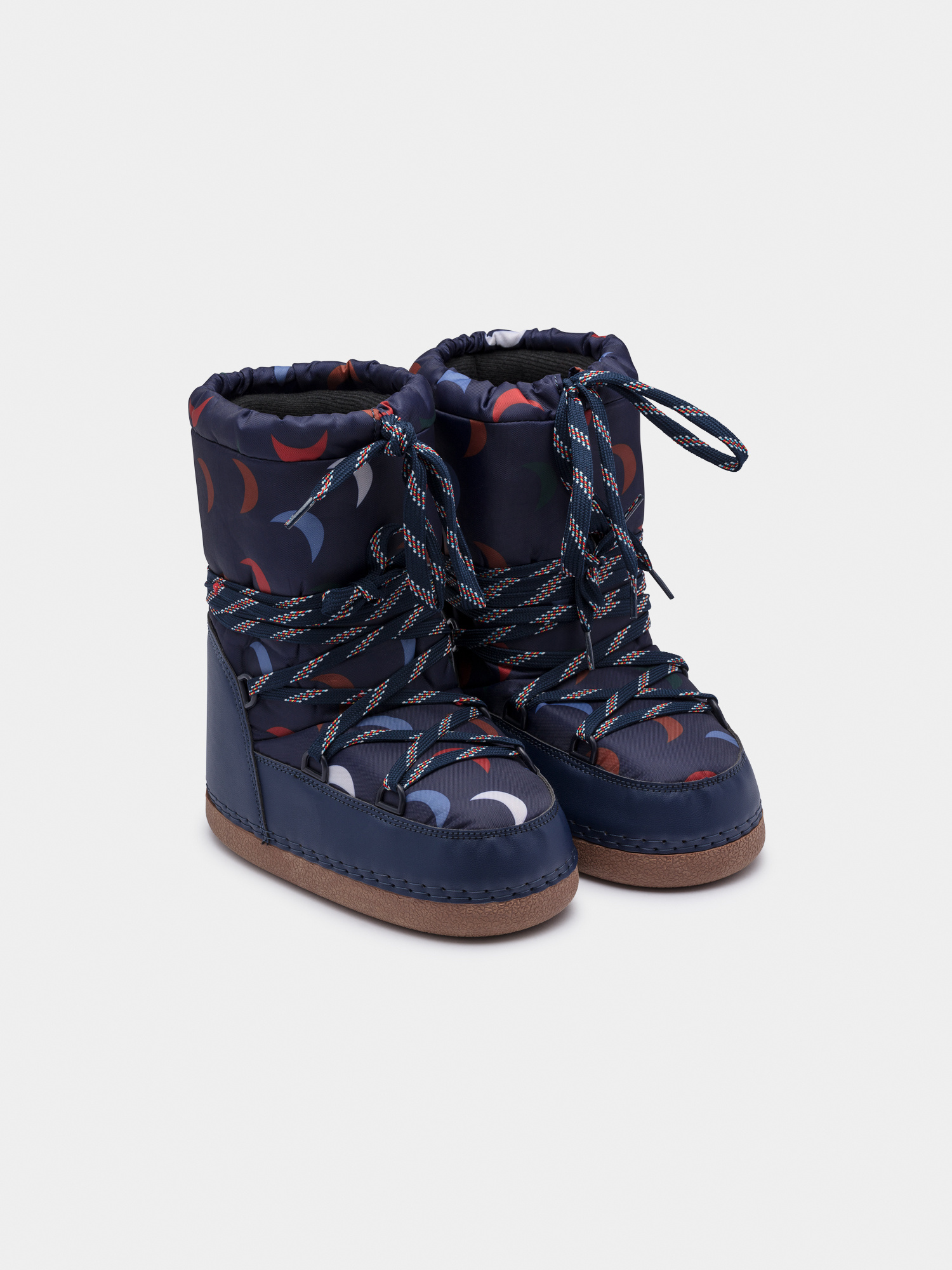 Blue Cosmo Boots-1