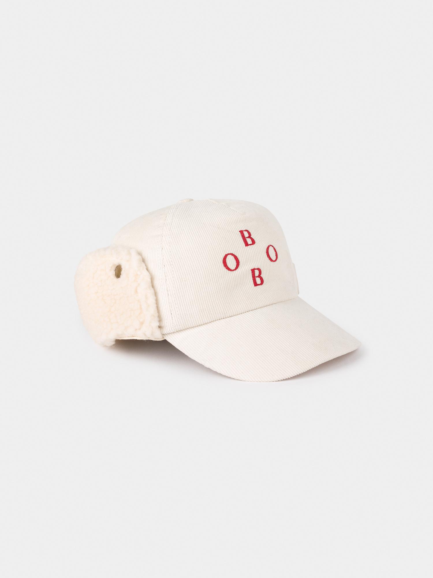 Bobo Sheepskin Cap-1