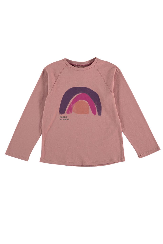 Be Happy long sleeve t-shirt-1