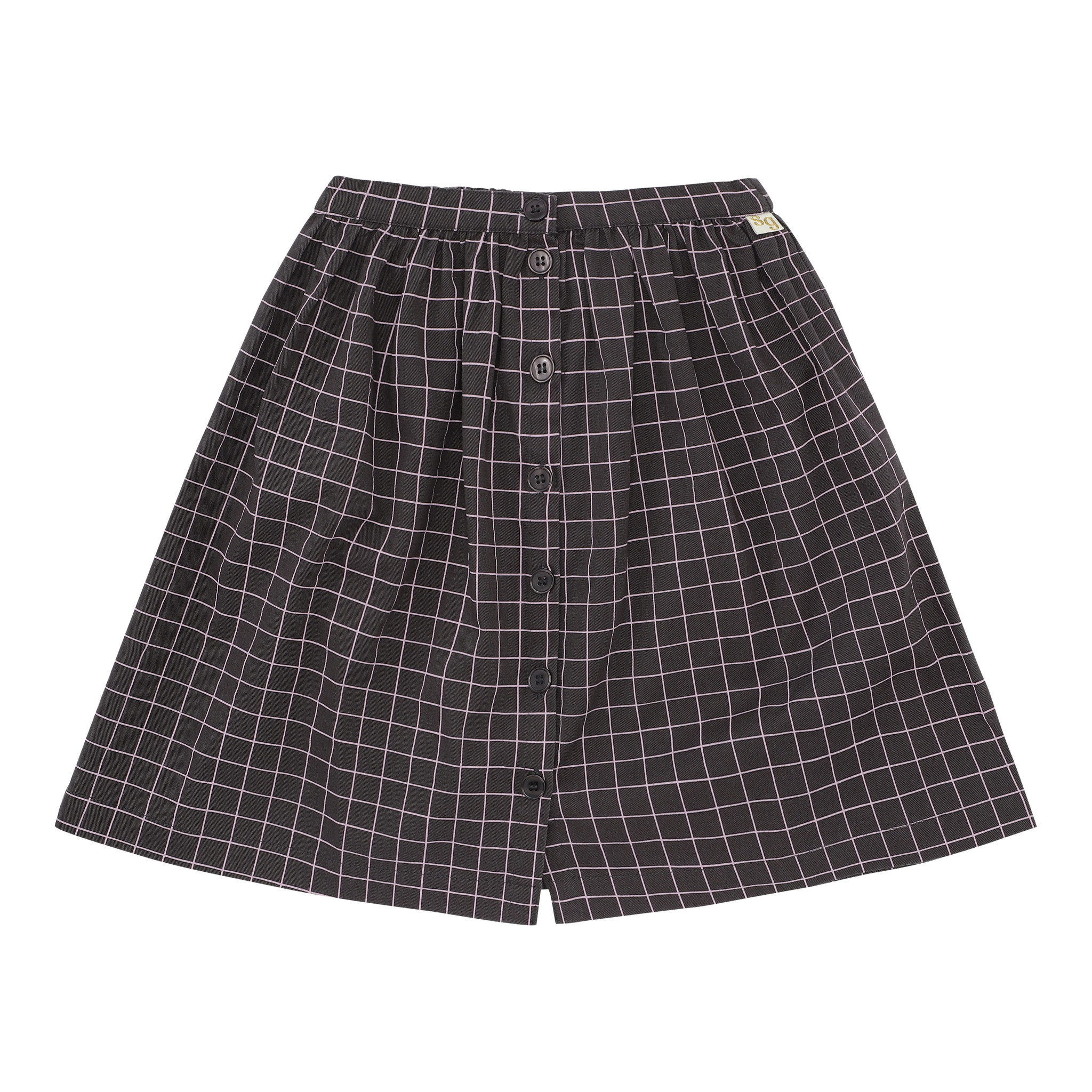 Dixie Skirt Peat-1