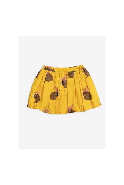 Posh guinea pig balloon skirt