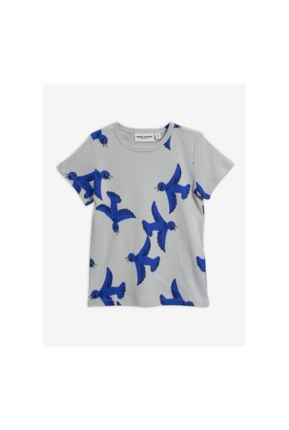 Flying birds ss tee