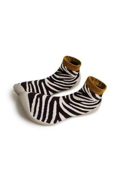 Pantoffels Zebra