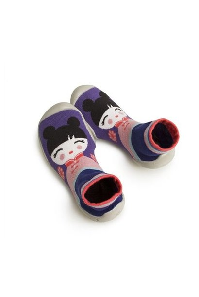 Pantoffels Mei