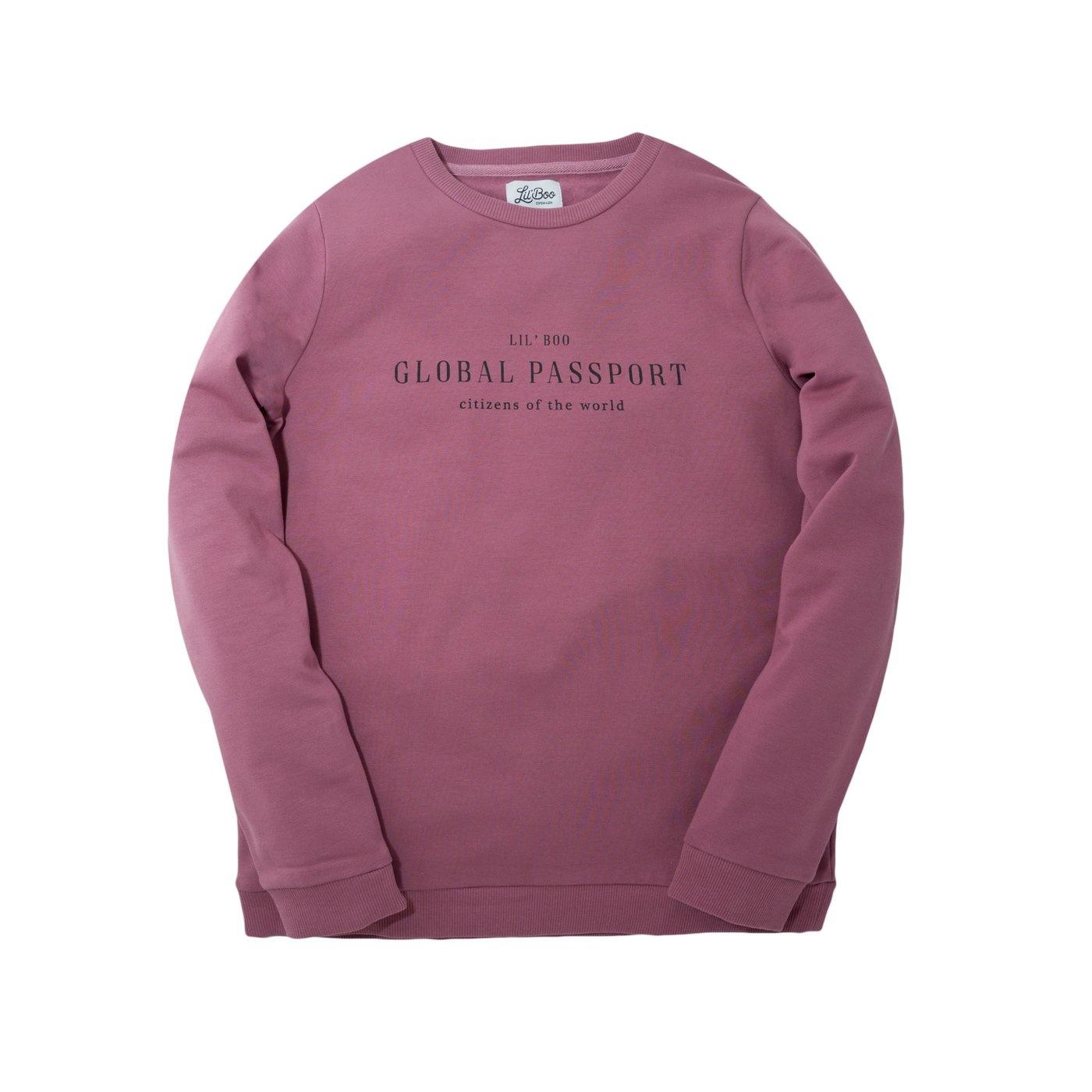 Global Passport - Citizen of the World Sweatshirt-1