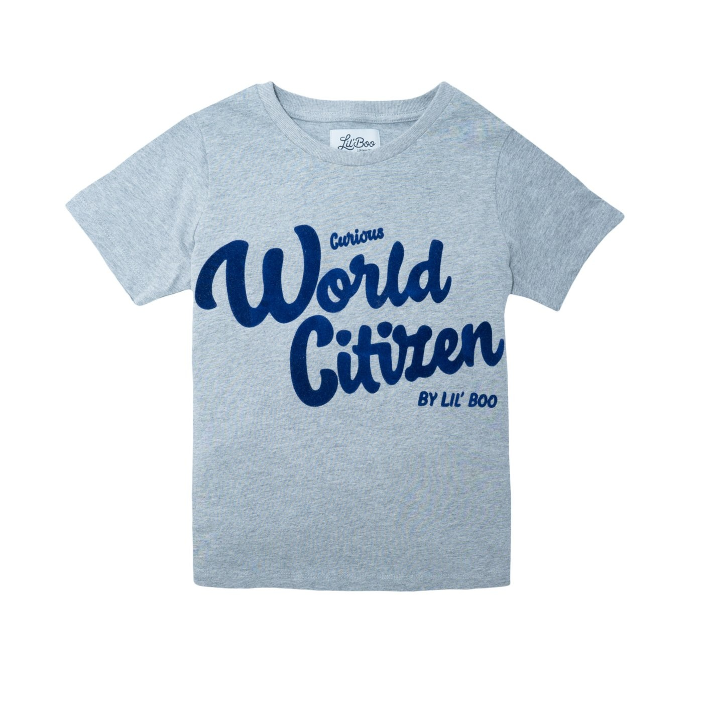 Curious World Citizen T-shirt - short sleeve-1