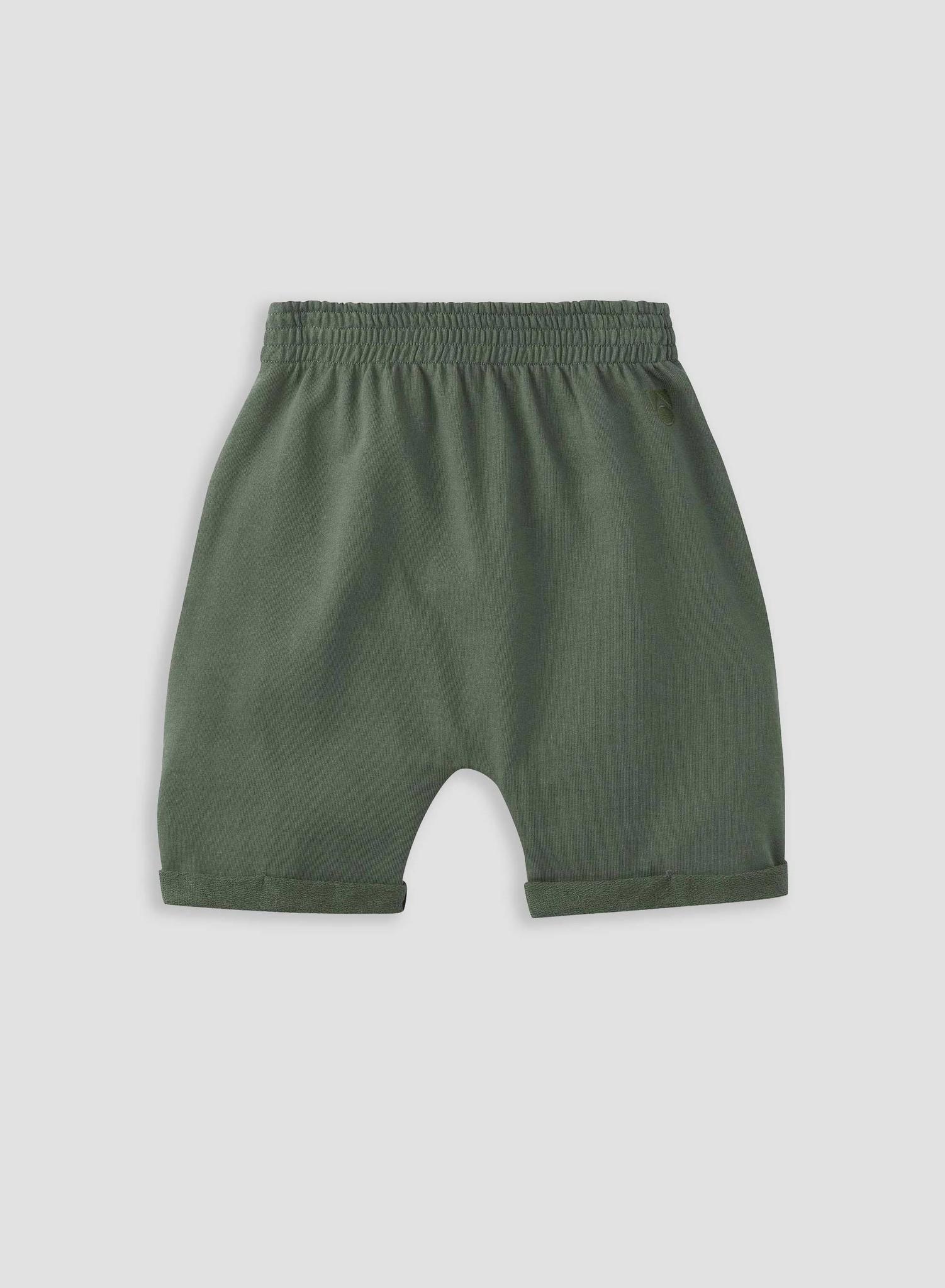 Sweat short - Forest-1