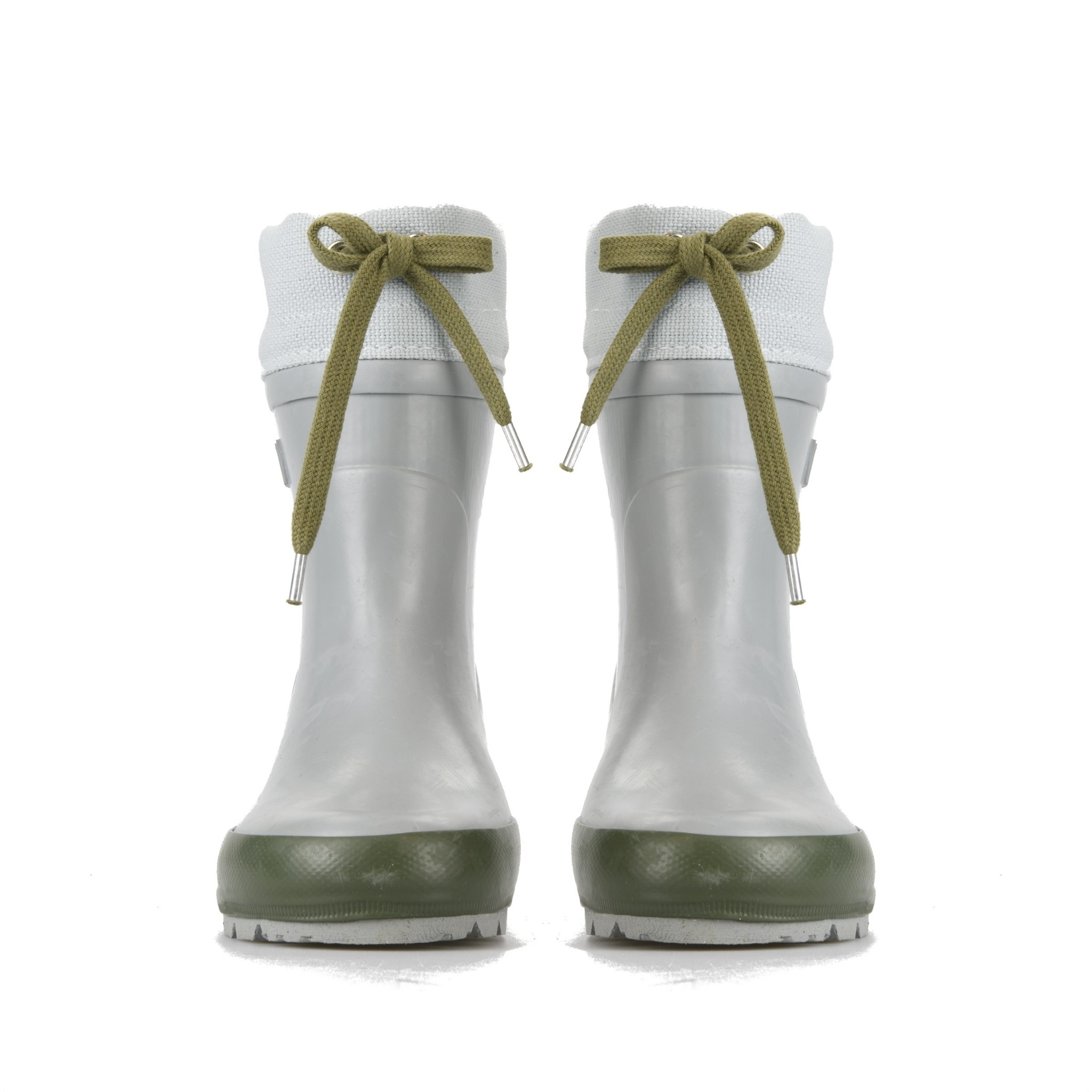 KIDDO WINTER BOOTS - Grey / Military-2