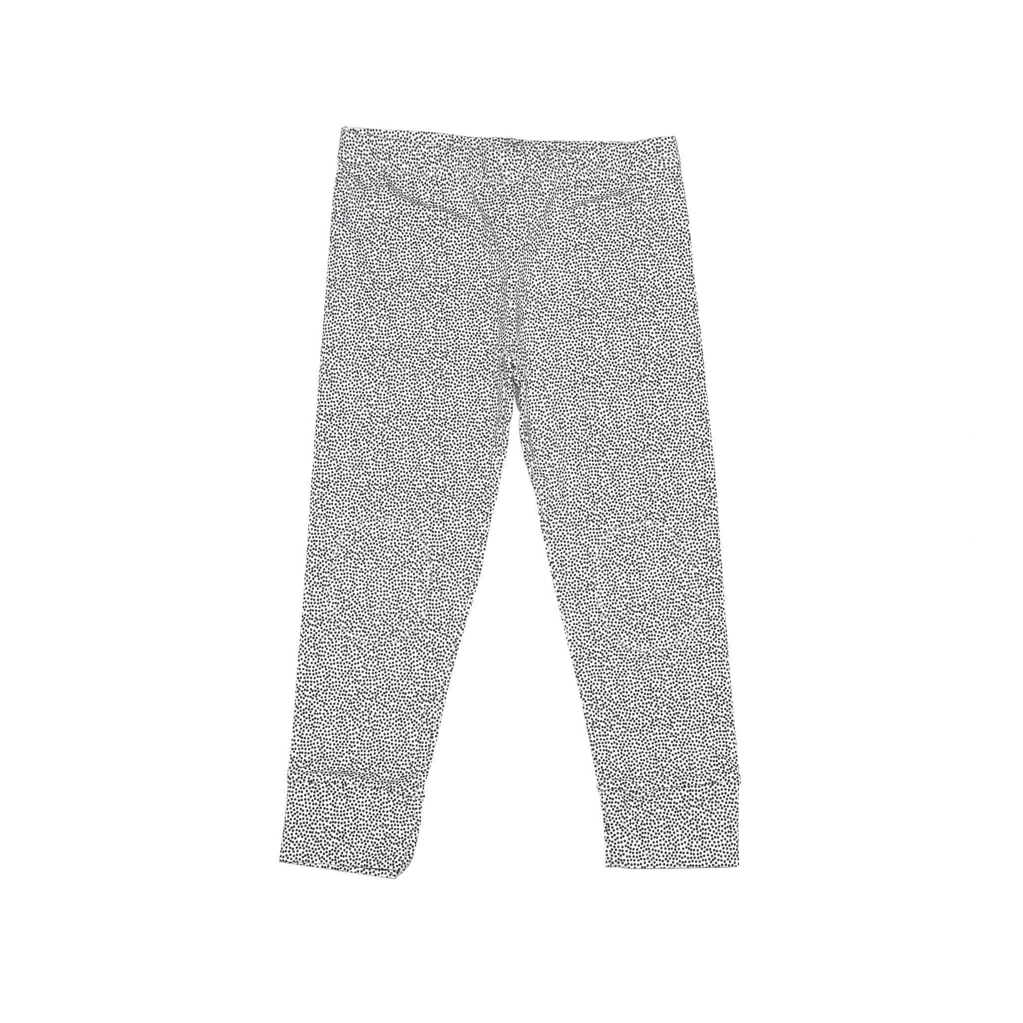 Winter legging - Dots-1