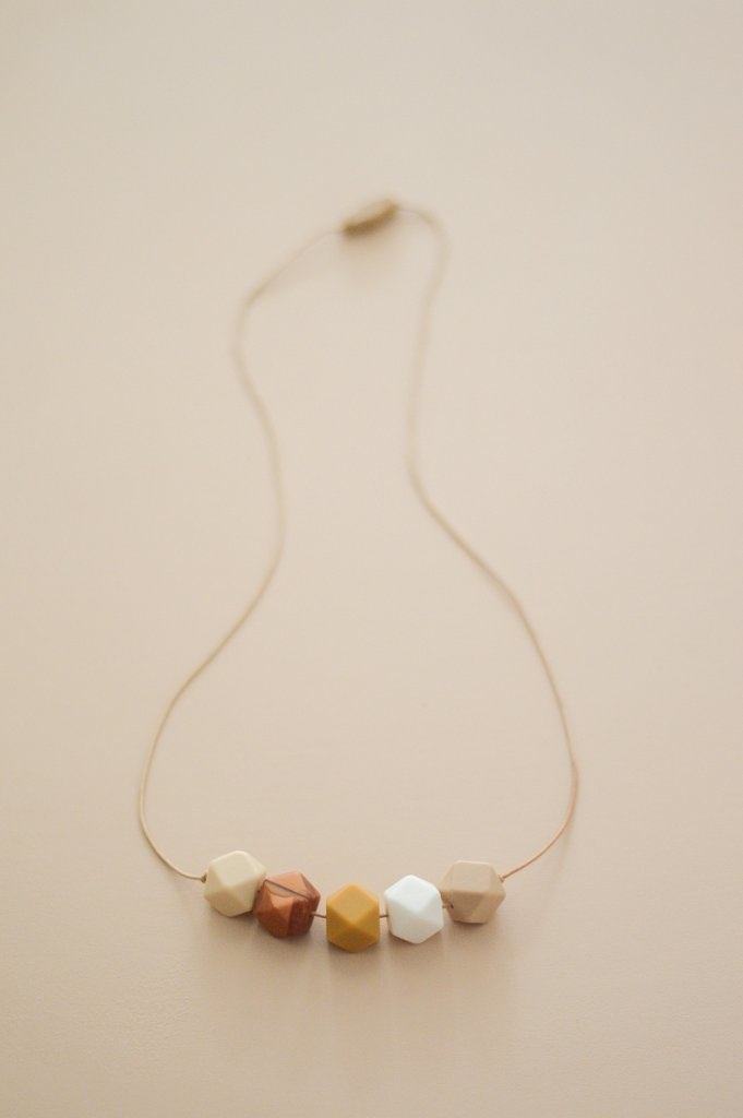 Teething necklace-1