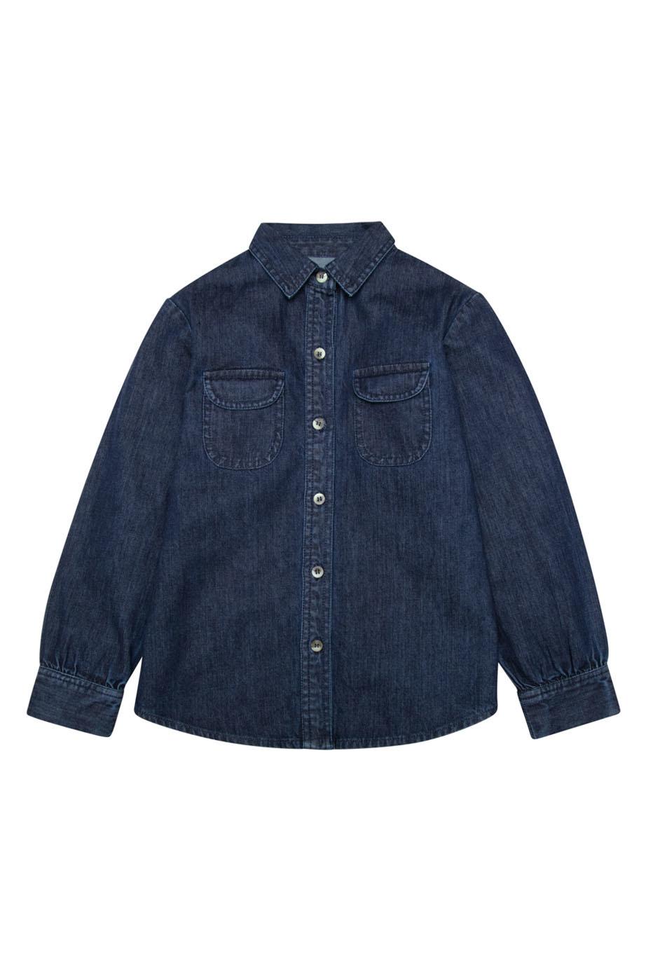 Milosh denim shirt-1