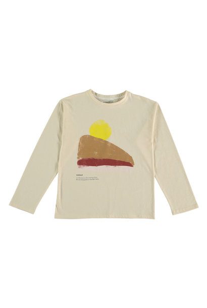 Sunset longsleeve t-shirt