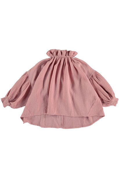 Olivia blouse - Lilac
