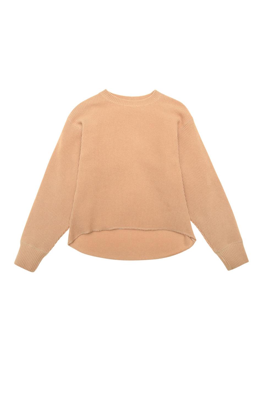 Waffle sweater-1