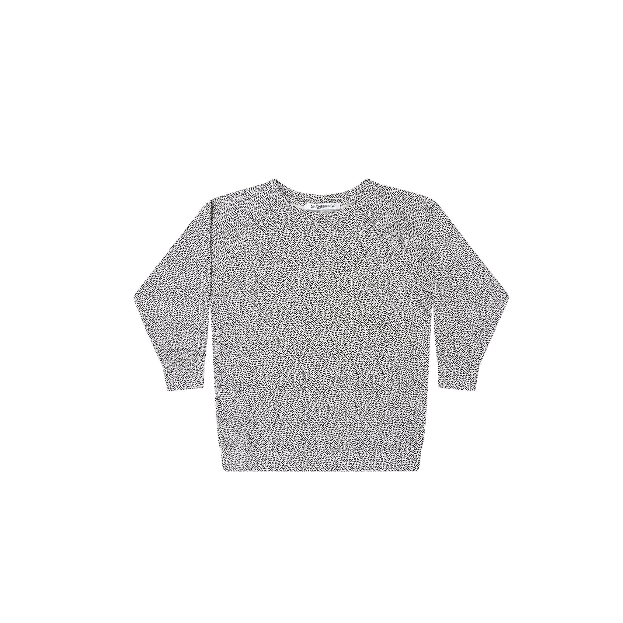Long sleeve T-shirt Dots-1