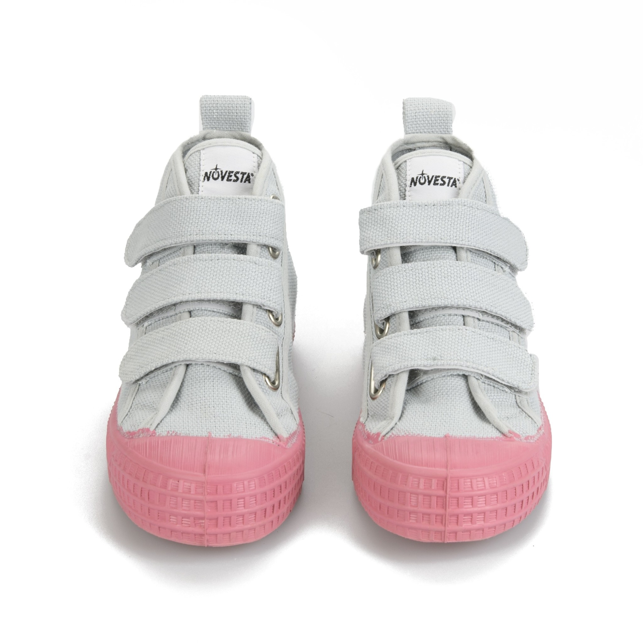 STAR DRIBBLE KID - Grey / Pink-2