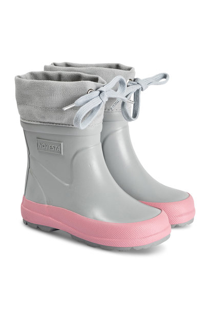 KIDDO WINTER BOOTS - Grey / Pink
