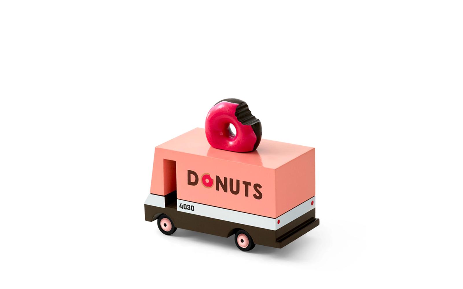 Candyvans - Donut Van-1
