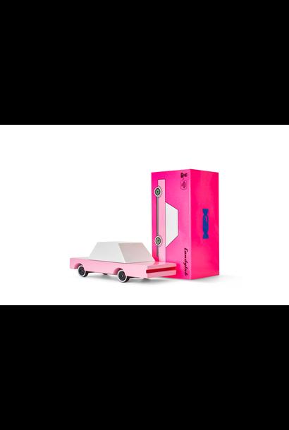 Candycars - Pink sedan