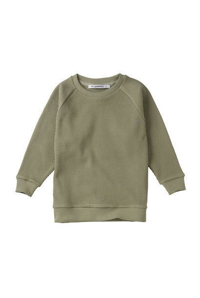 Summer Sweater - Laurel Oak
