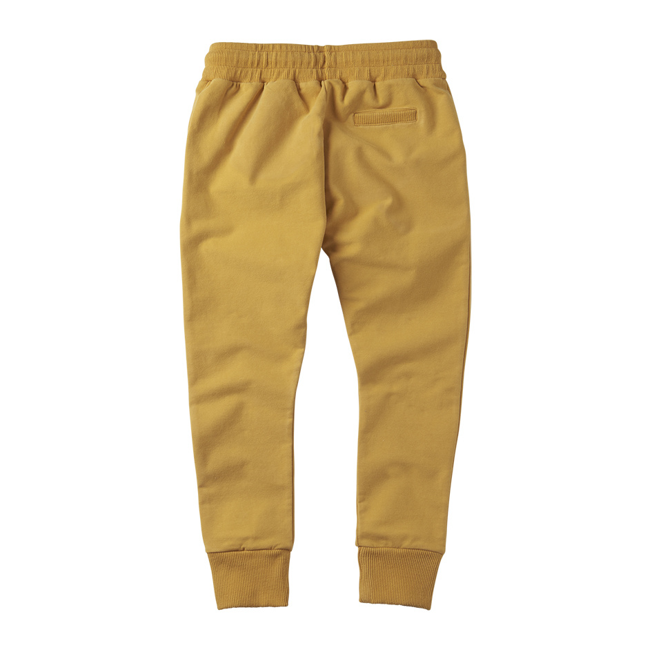 Slim Fit Jogger - Spruce Yellow-3