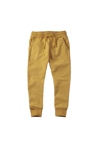 Slim Fit Jogger - Spruce Yellow