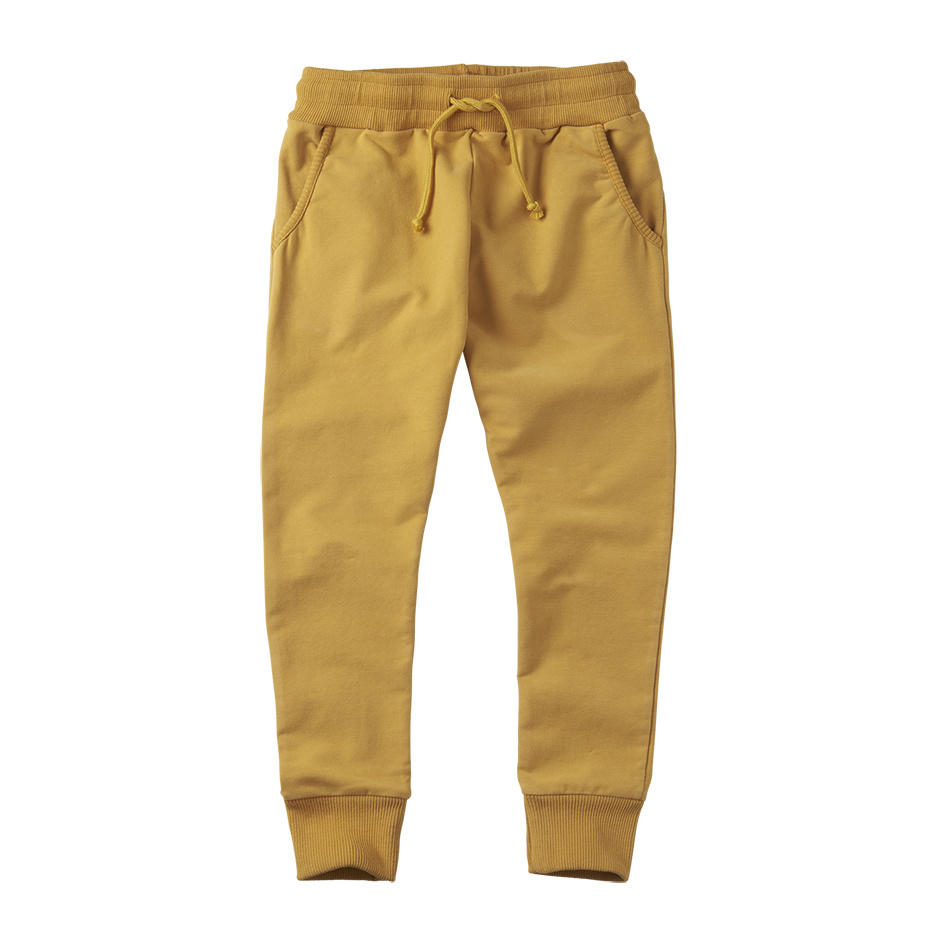 Slim Fit Jogger - Spruce Yellow-1
