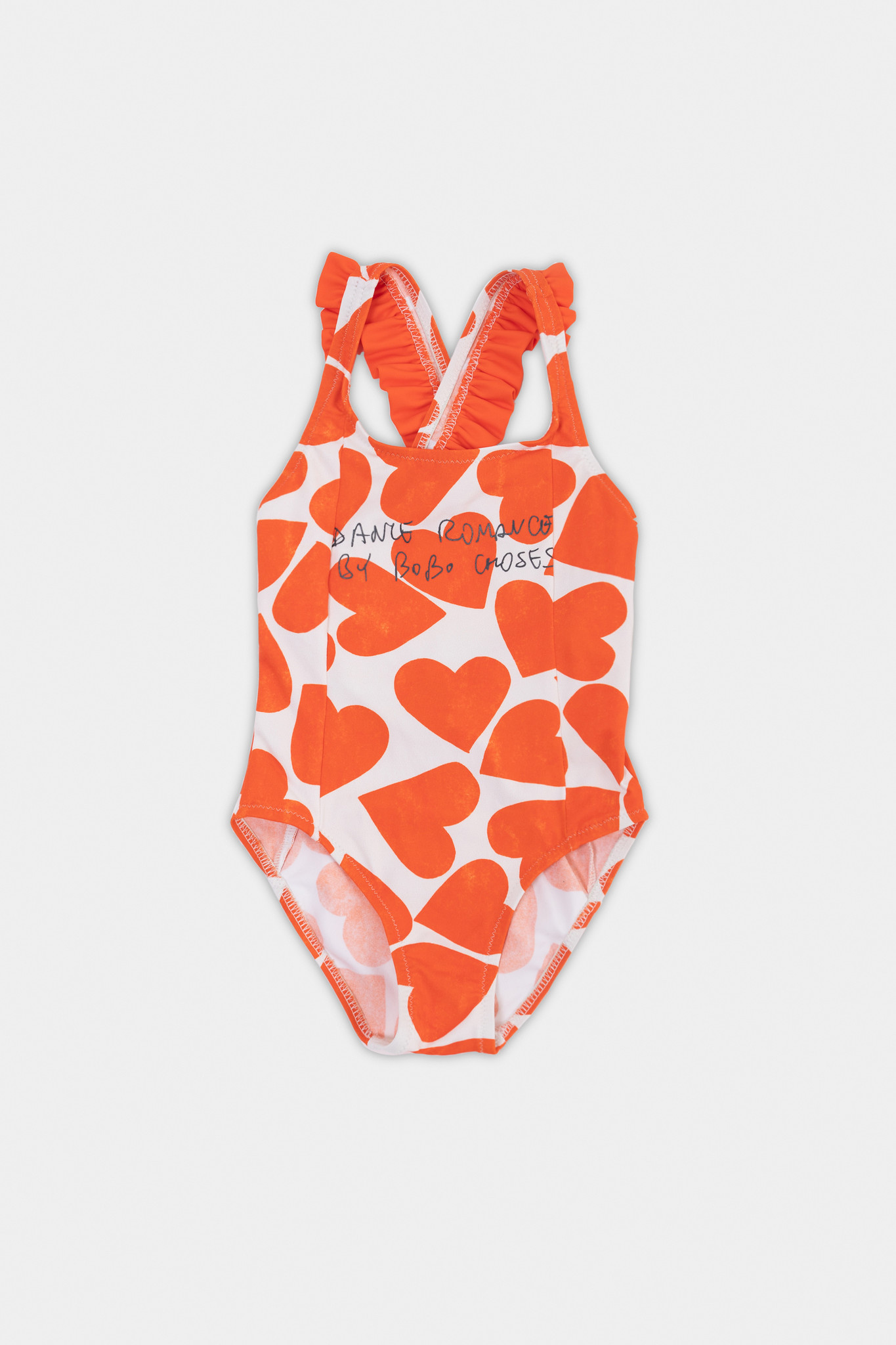 All Over Hearts Swimsuit-1