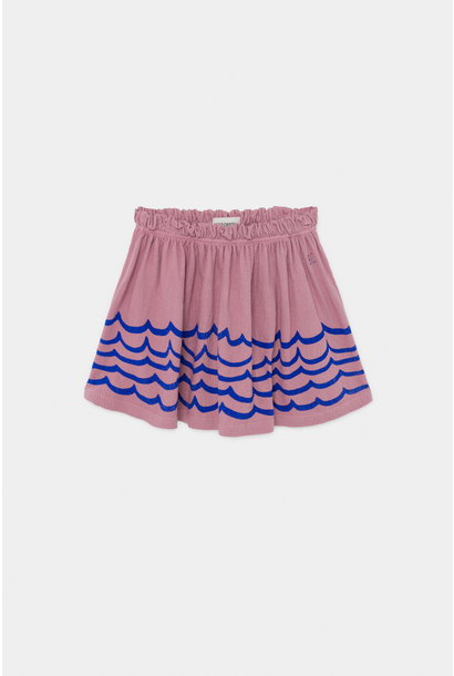 Waves Jersey Skirt